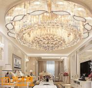 别墅的客厅怎样布置