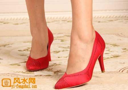 女人穿鞋风水讲究